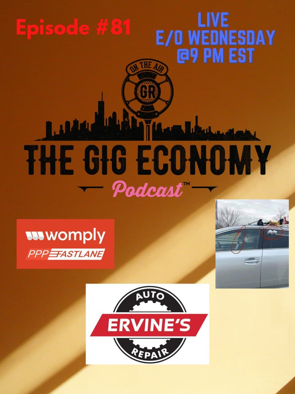 Episode #81 Doordash driver demands sex from a customer, gig workers being killed, and more